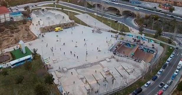 Ruben Alcantara Skatepark