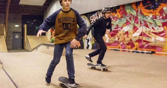 SkateBegynder